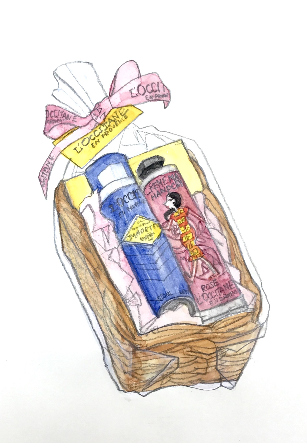 Cosmetics from L'OCCITANE